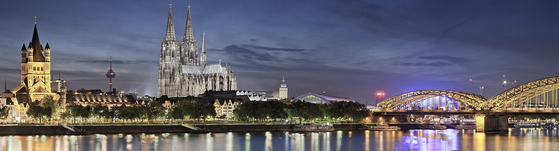 Escapade à Cologne