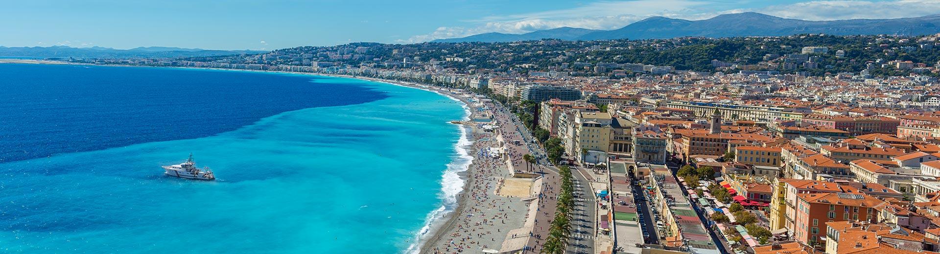 Städtereise Nizza