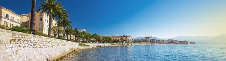 Ajaccio & la côte ouest