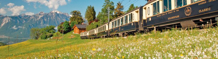 GoldenPass Line Montreux - Luzern