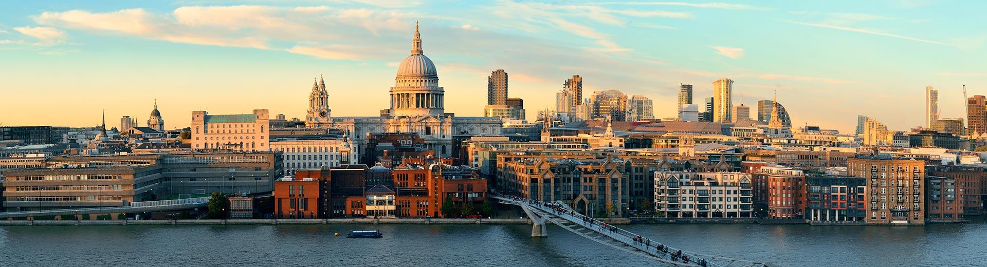 Gruppenreise London - Package Gruppen Select Flug