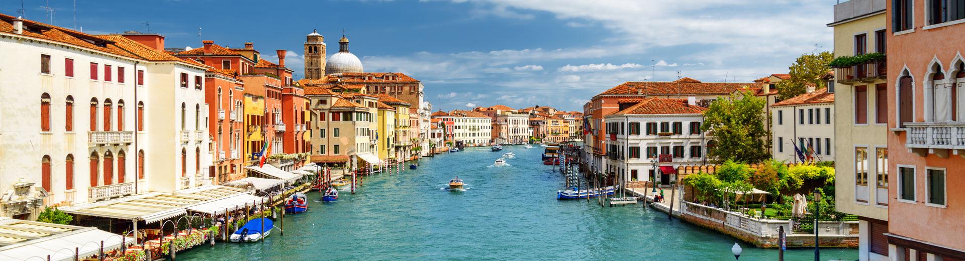 Schneller im Süden - Italien entdecken