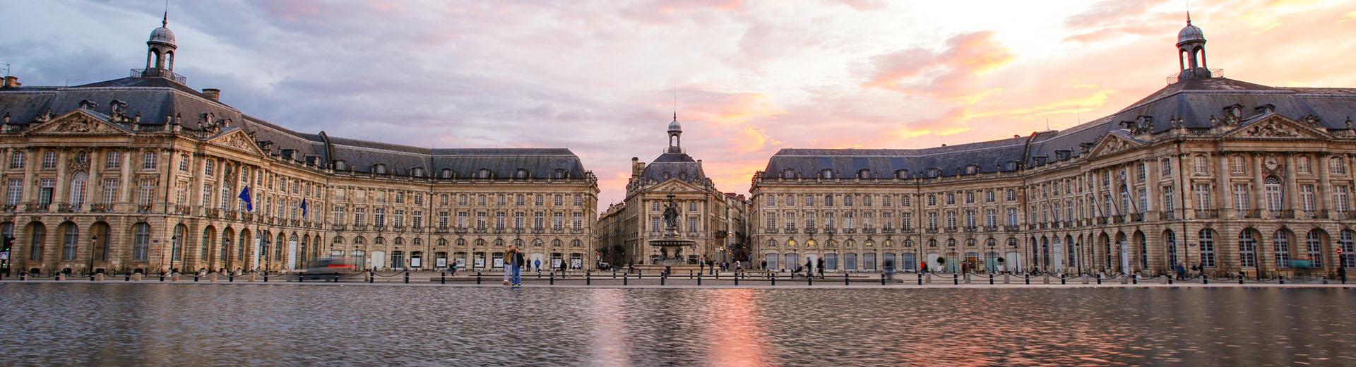 Voyage en groupe Bordeaux - offre économique avion
