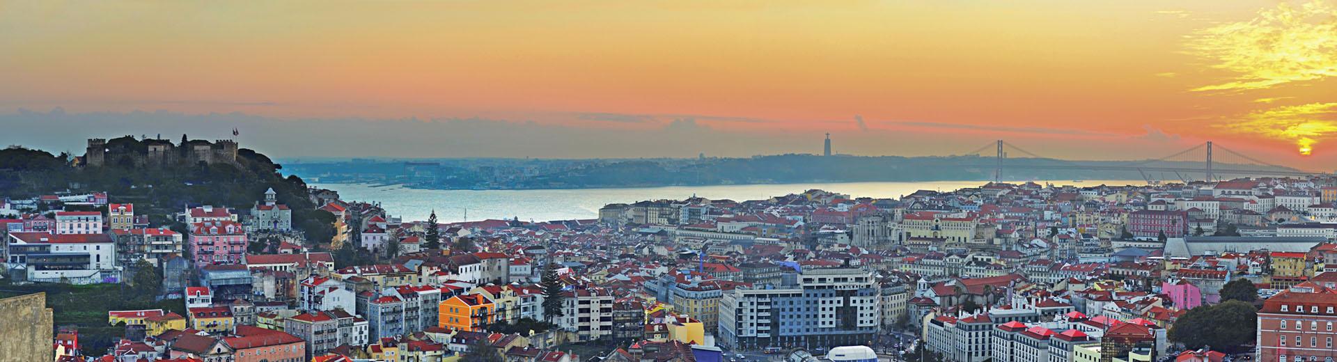 Gruppenreise Lissabon - Package Gruppen Select Flug