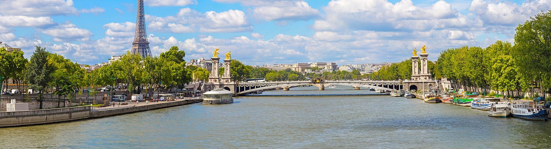 Voyages en groupe Paris - offre classique train
