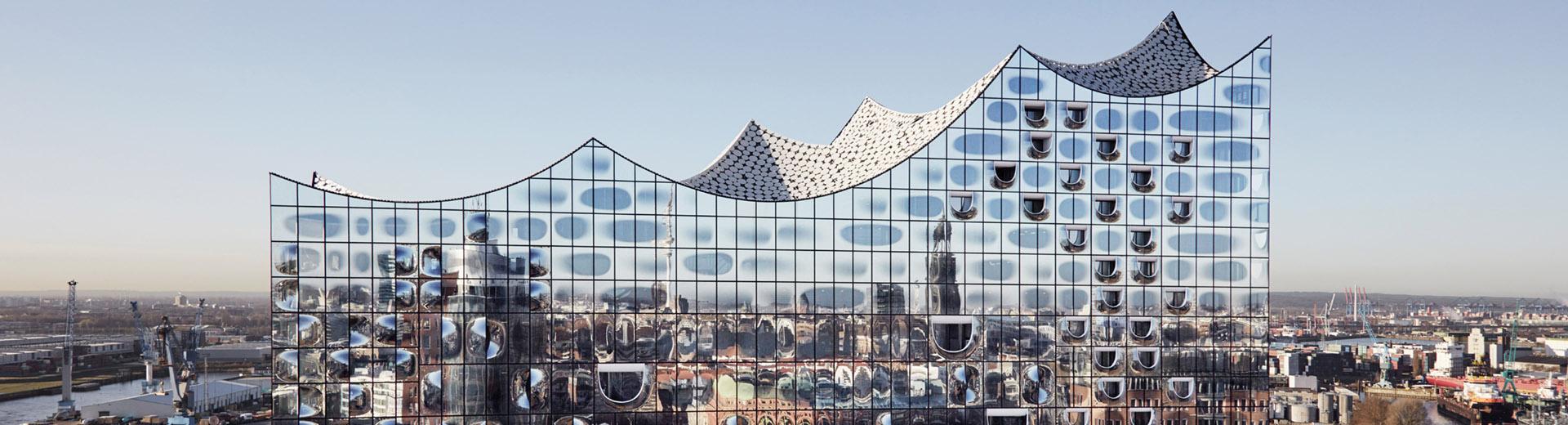 Elbphilharmonie Hambourg