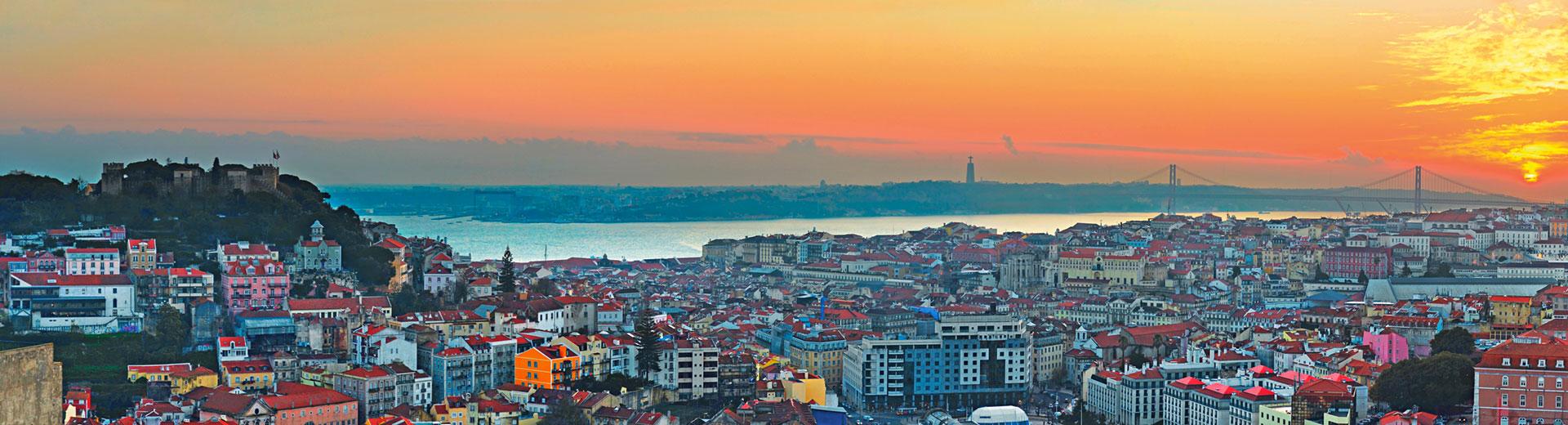Voyages en groupe Lisbonne - offre économique avion