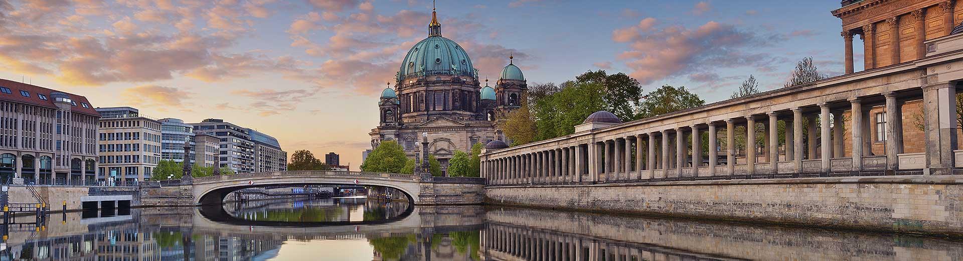 Voyages en groupe Berlin - offre Economique train