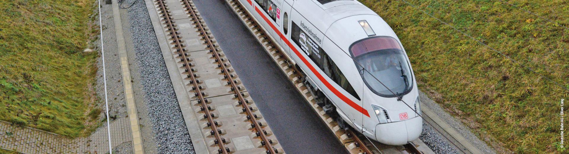 «Bahntastische» Übersicht über internationale Züge