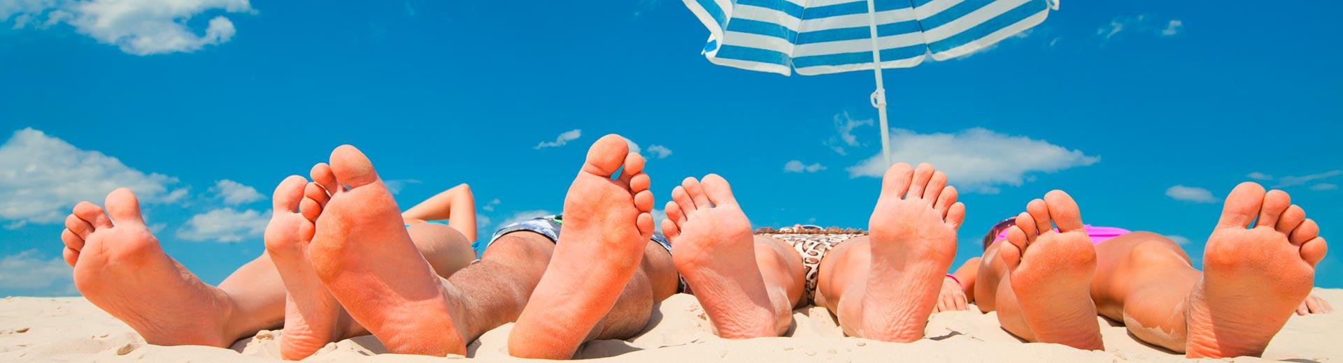 Ferien am Meer