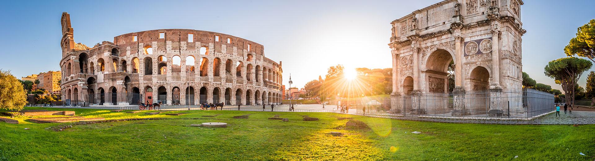 Städtereise Rom – Flug und Hotel