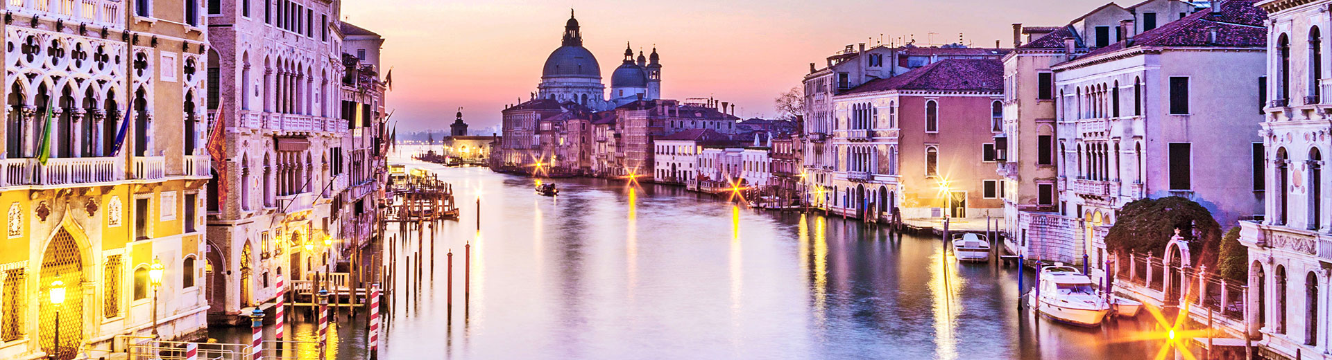Städtereise Venedig – Flug und Hotel