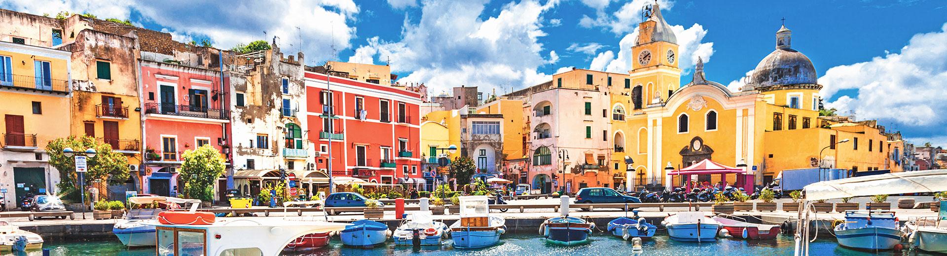 Städtereise Neapel – Flug und Hotel