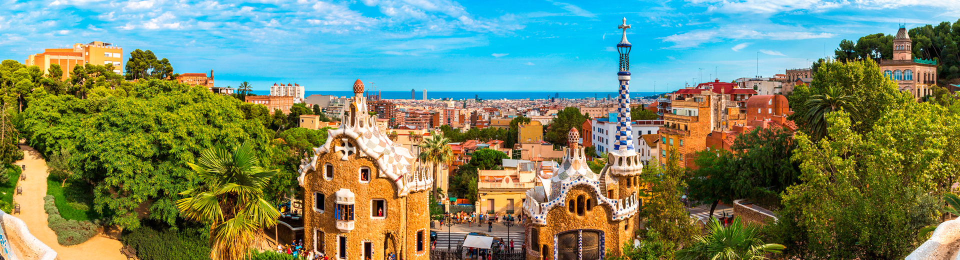 Städtereise Barcelona – Flug und Hotel