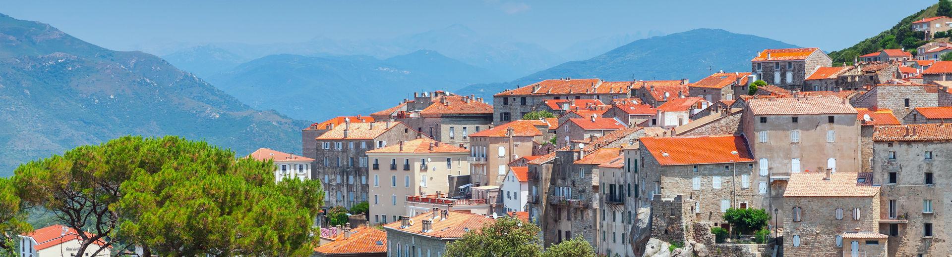 Escapade en Corse – Pasqua in Corsica