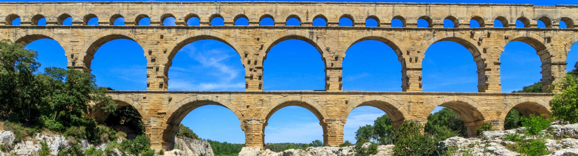 Circuit en voiture en Provence
