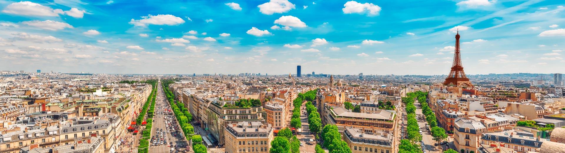 50 Jahre Frankreich mit Frantour