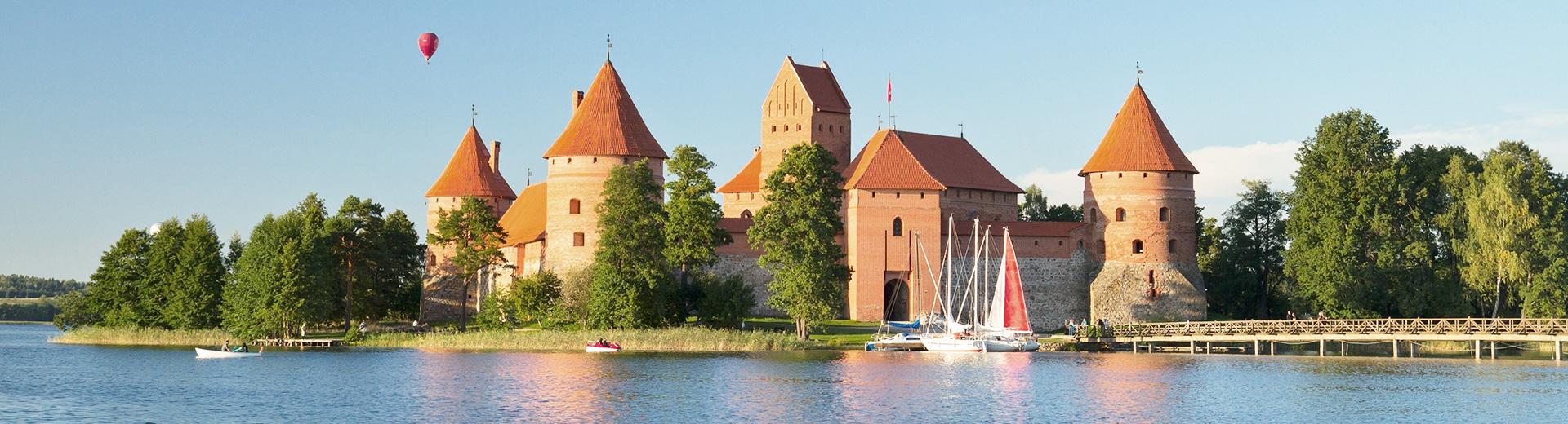 Baltikum Zugreise