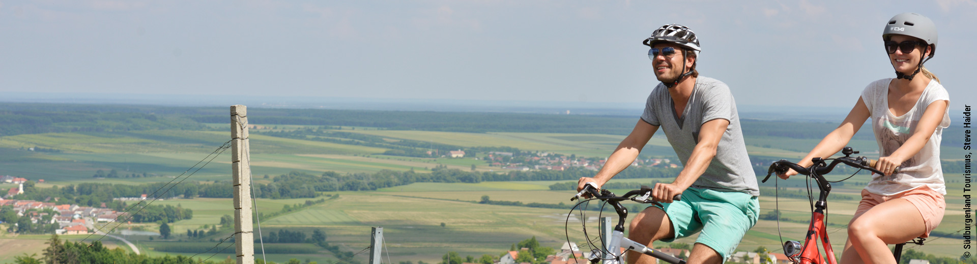 Veloreise Burgenland Iron Curtain Trail