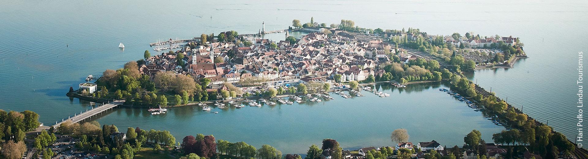 Lindau Ferien am Bodensee