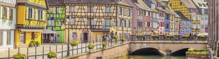 Escapade en Alsace - Villes & vignobles