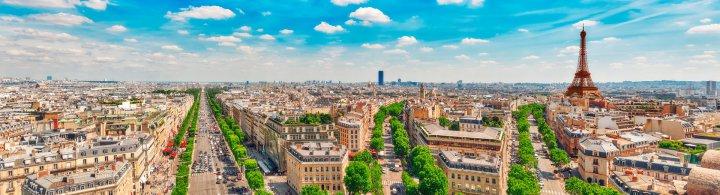 Paris – eine Stadt  zum  Verlieben