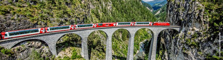 Glacier Express - 1re classe offerte