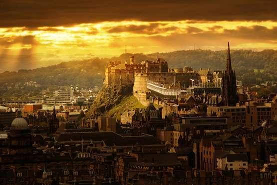 Edinburgh Outlander Experience