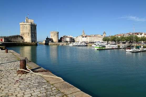 Côte atlantique  - La Rochelle © F. Giraudon – La Rochelle Tourisme