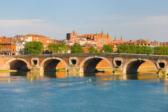 Midi-Pyrénées  - Toulouse, Pont Neuf