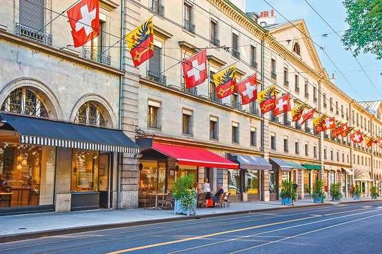 Genf's beste Chocolatiers