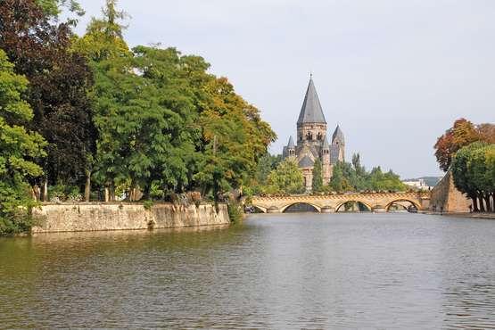Moselle-Lothringen - Metz © Michel Laurent / CRT Lorraine