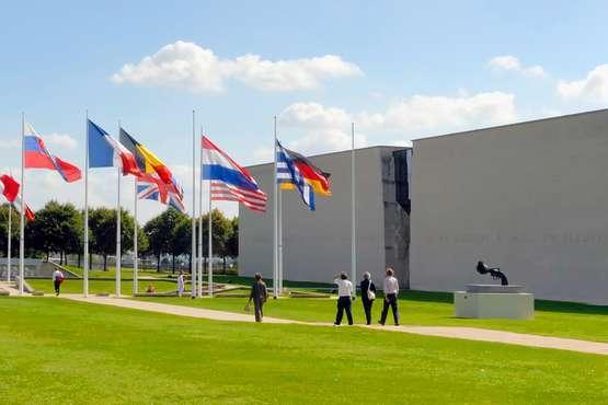Das Museum Mémorial de Caen