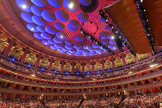 Concerts, opéras et ballets