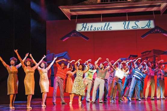 Musical - Motown the Musical