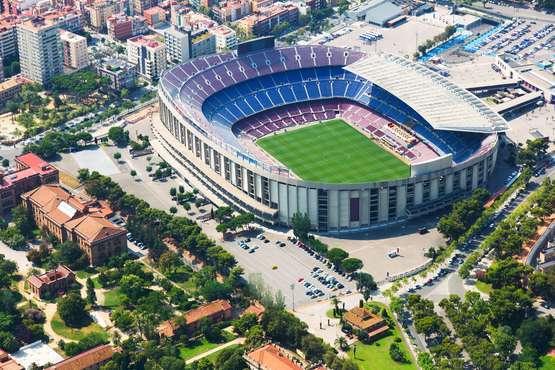 Fussball in Barcelona