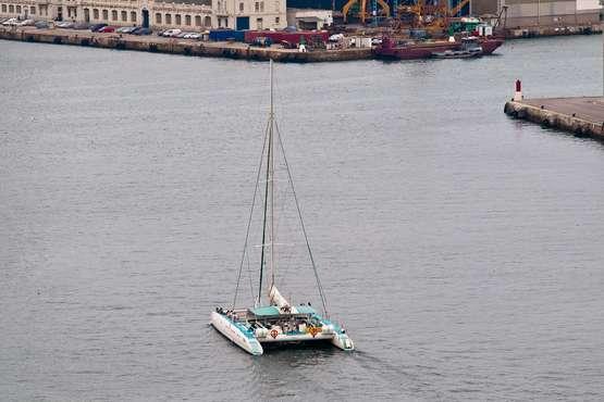 Golondrina Catamaran