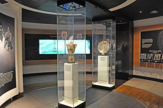 Wimbledon Lawn Tennis Museum & Tour