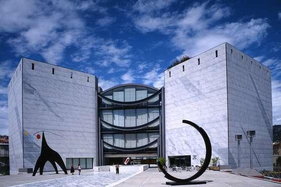 Nice - Musée d'Art moderne © Ville de Nice-Mamac