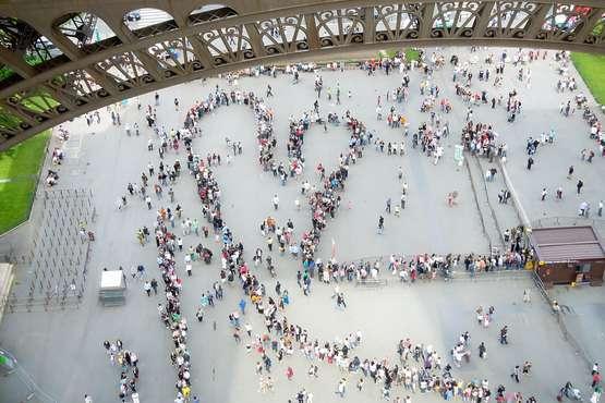 Accès direct à la Tour Eiffel