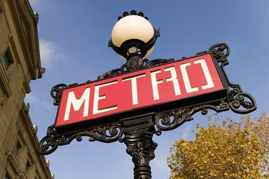Paris Visite-Fahrscheine Zonen 1 bis 5
