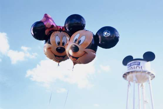 Disneyland® Paris Transfer-Billette RER
