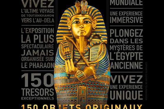 Tutanchamun-Ausstellung