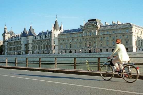 Le cœur de Paris à vélo