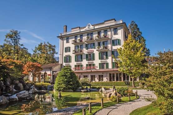 Hôtel Interlaken