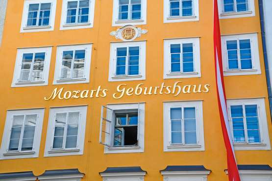 Mozart-Stadtrundfahrt