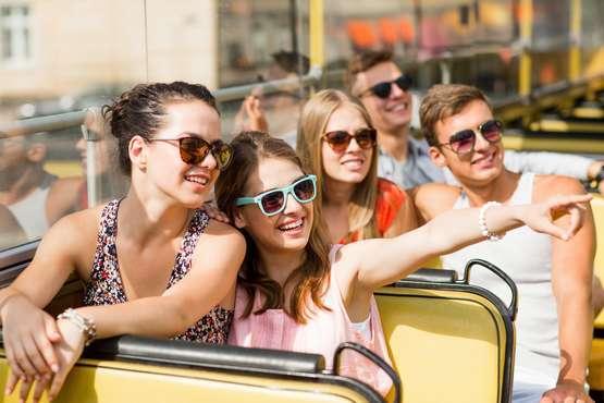 Visite en bus à arrêts multiples 1 ou 2 jours
