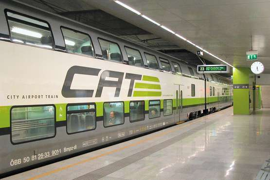 City Airport Express CAT
