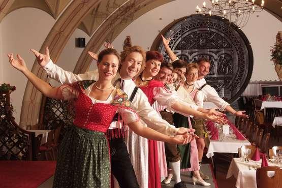 Austrian dinner show