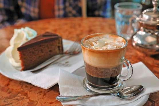 Visite de café